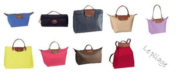 le pliage est l un des plus celebre sac de la marque longchamp on le ...